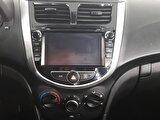 2017 Hyundai Accent Blue Sedan 1.6 CRDI Mode Plus DCT
