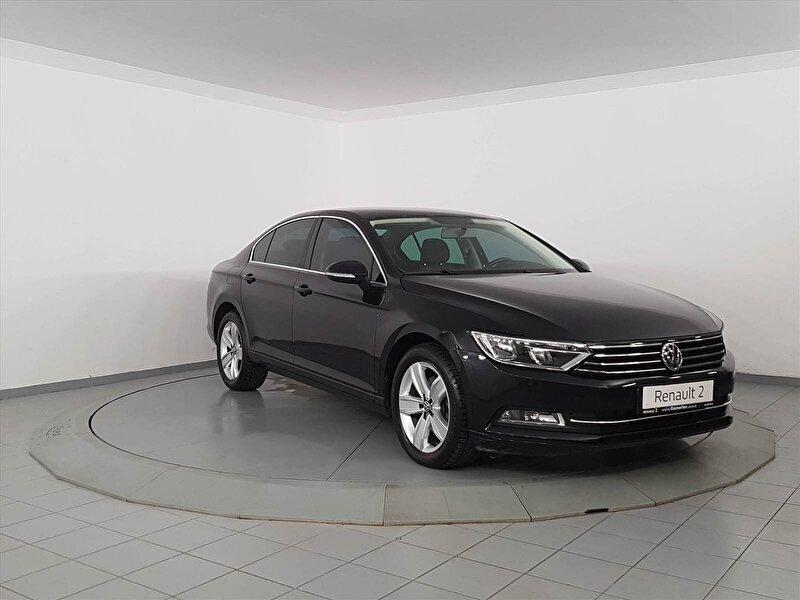 2017 Dizel Otomatik Volkswagen Passat Siyah GÜNERLER