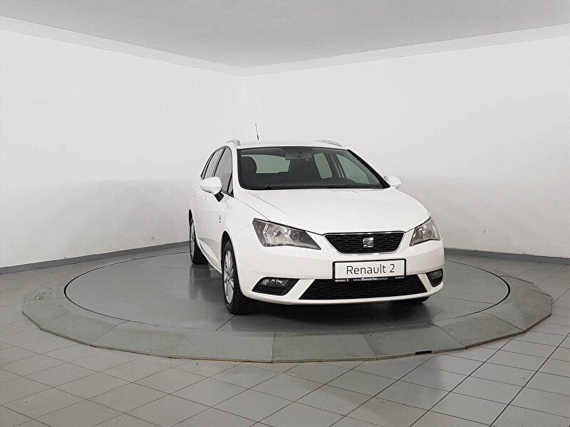 2013 Benzin Otomatik Seat Ibiza Beyaz GÜNERLER