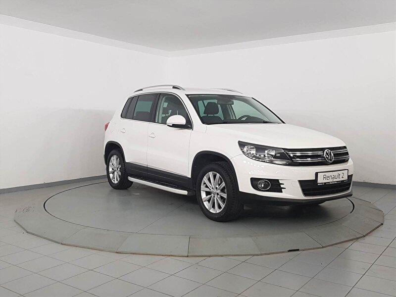 2013 Benzin Manuel Volkswagen Tiguan Beyaz GÜNERLER