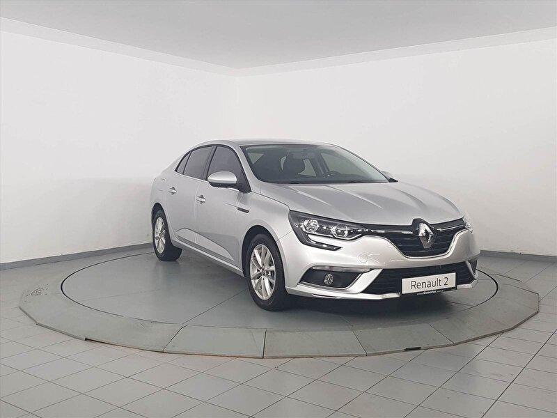 2020 Dizel Otomatik Renault Megane Gri GÜNERLER