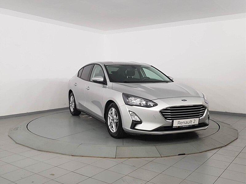 2020 Dizel Otomatik Ford Focus Gümüş Gri GÜNERLER