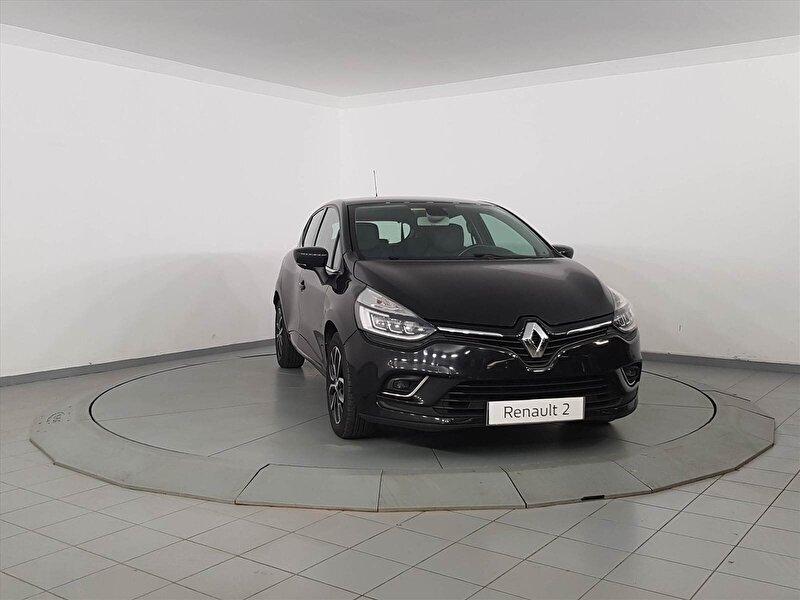 2017 Dizel Otomatik Renault Clio Siyah GÜNERLER