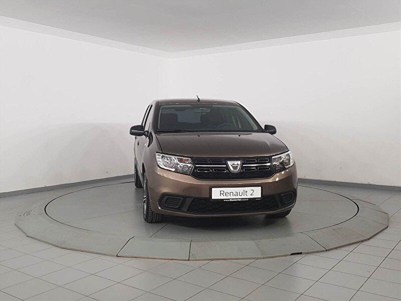2017 Benzin Manuel Dacia Sandero Kahverengi GÜNERLER