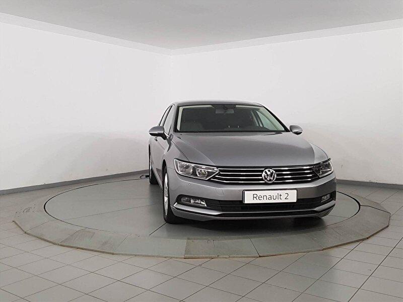 2017 Dizel Otomatik Volkswagen Passat Gri GÜNERLER