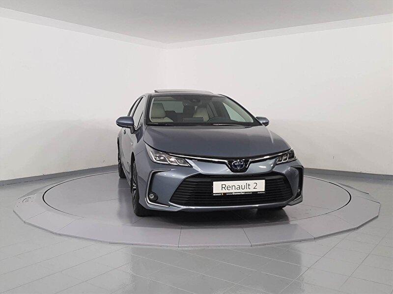 2020 Hybrid Otomatik Toyota Corolla Gri GÜNERLER