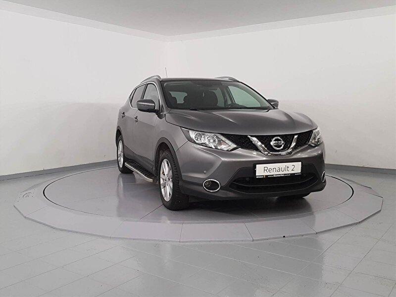 2016 Benzin Otomatik Nissan Qashqai Gri GÜNERLER